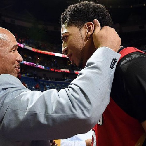 You Can't Choose Family - Anthony Davis - OpenLettr.com